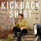 Oxford's Military Green Kickback Shirt - in stock now!