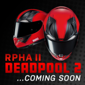 HJC RPHA 11 Deadpool 2 Coming Soon