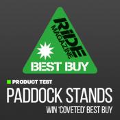RiDE best buy: Paddock stands