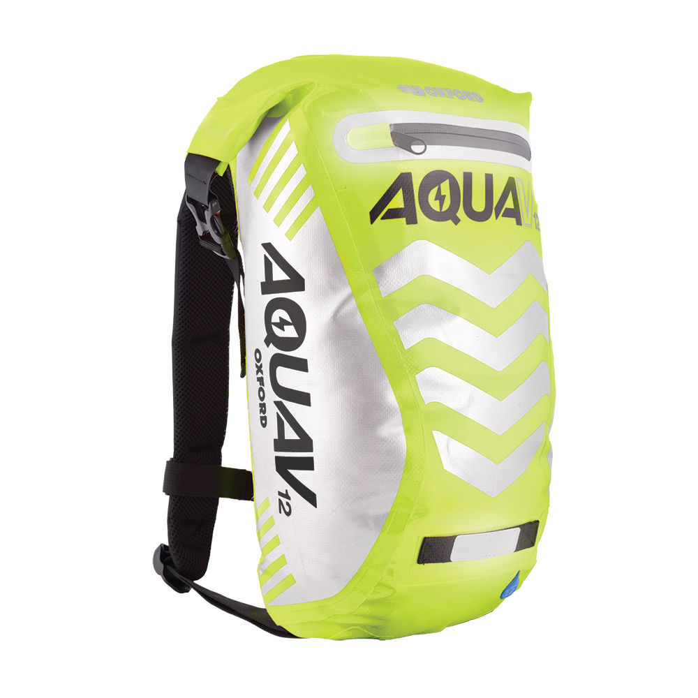 Aqua V 12 Backpack Yellow Oxford Products