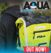 New: Oxford Aqua Luggage - in stock now!
