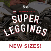 New Sizes for Super Leggings