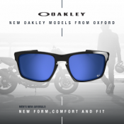 New Oakley models now in stock!