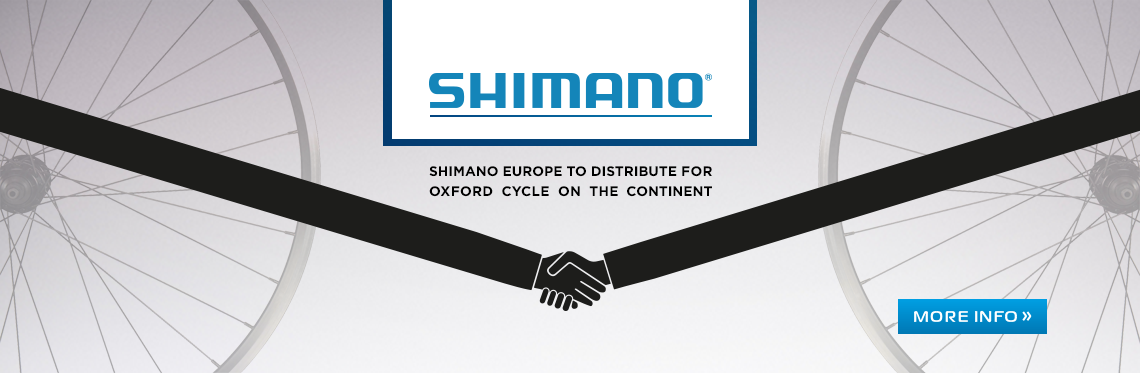 Shimano Europe To Distribute For Oxford Cycle On The Continent