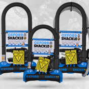 New from Oxford: Shackle 14 lock in stock now!