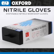 New from Oxford: Nitrile Gloves
