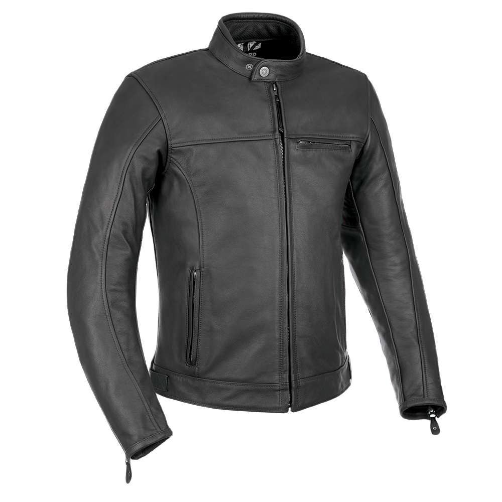 Oxford Walton Leather Jacket