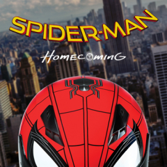 Become Your Own Hero with HJC's Spider-man Homecoming Helmet