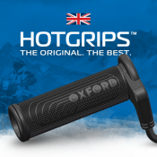 New From Oxford: UK SPECIFIC Advanced HOTGRIPS