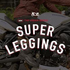 Coming soon: Super leggings