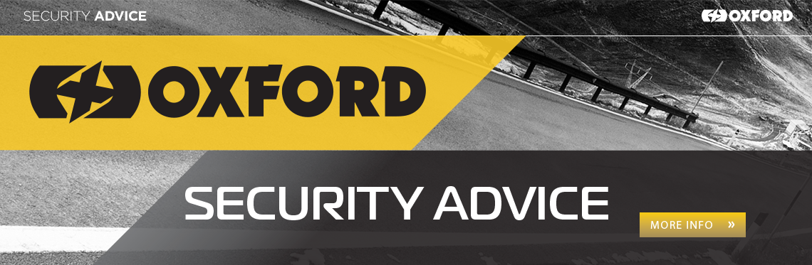 Oxford security advice