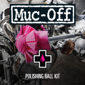 Muc-Off Polishing Ball Kit - In stock now!