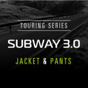 New from Oxford: Subway 3.0 waterproof jacket & pant combination