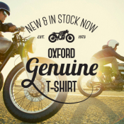 Oxford Genuine T-shirt - In Stock Now!