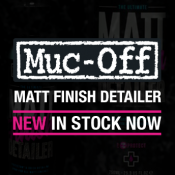 Now in Stock! Muc-Off Matt Detailer
