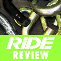 Oxford Chains Awarded Both Best Buy and RiDE Recommended
