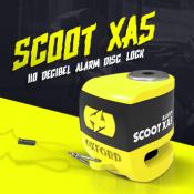 Oxford Scoot XA5 alarm disc locks: In stock now!