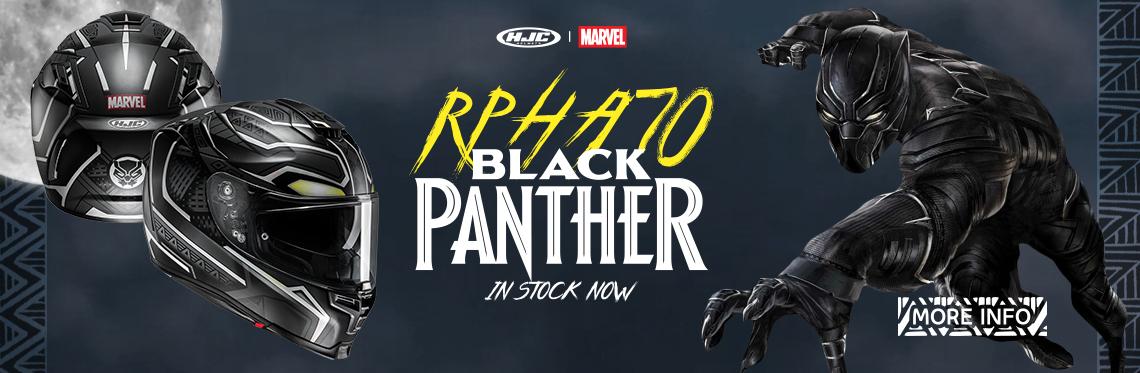 HJC RPHA 70 Black Panther