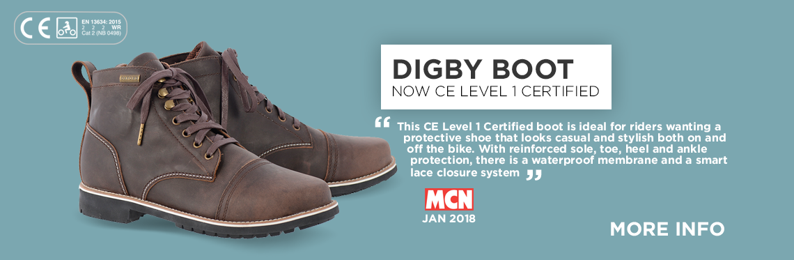 Digby Boot - CE  Level 1 Approved