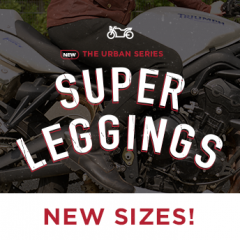 New Sizes for Super Leggings