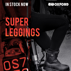 Super Leggings - in stock now!