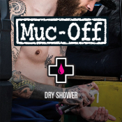 NEW Muc-Off Dry Shower - in stock now!