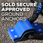 Oxford's Ground Anchor Range Sparkles