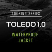 New from Oxford: Toledo 1.0 waterproof jacket