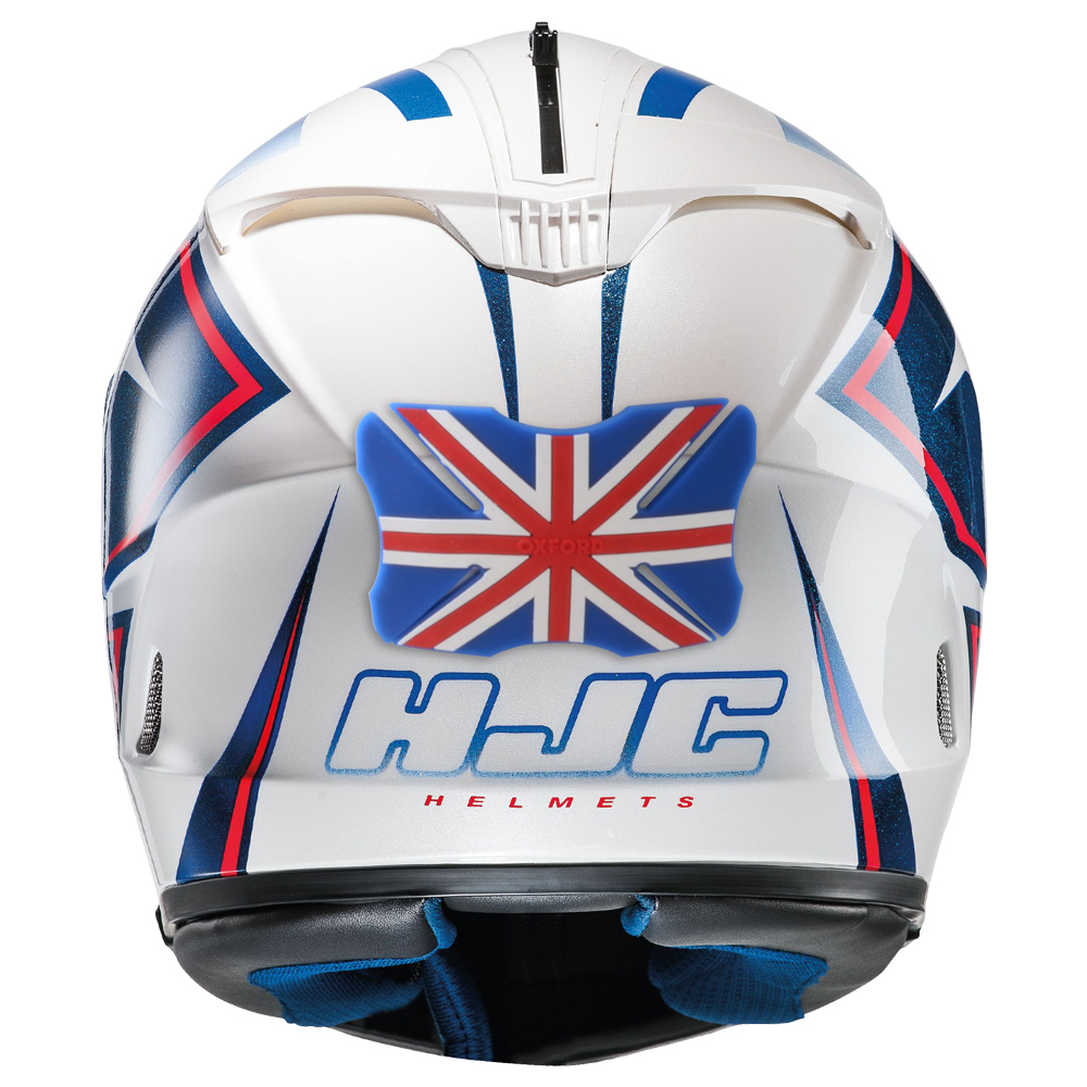 Union Jack Helmet Bumper Oxford Products