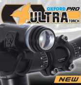 New: Oxford Ultratorch Pro... and then there was light!