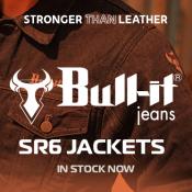 In Stock Now: Bull-it SR6 Jackets
