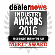 "Oxford wins ""Rider product brand of the year"""