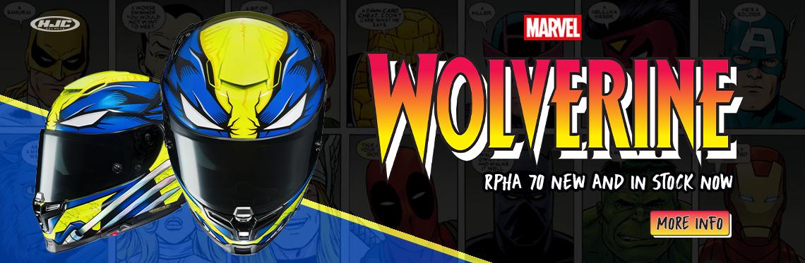 HJC RPHA 70 Wolverine