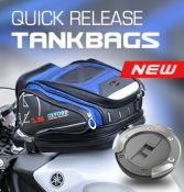 Oxford releases new Quick Release Tankbags!