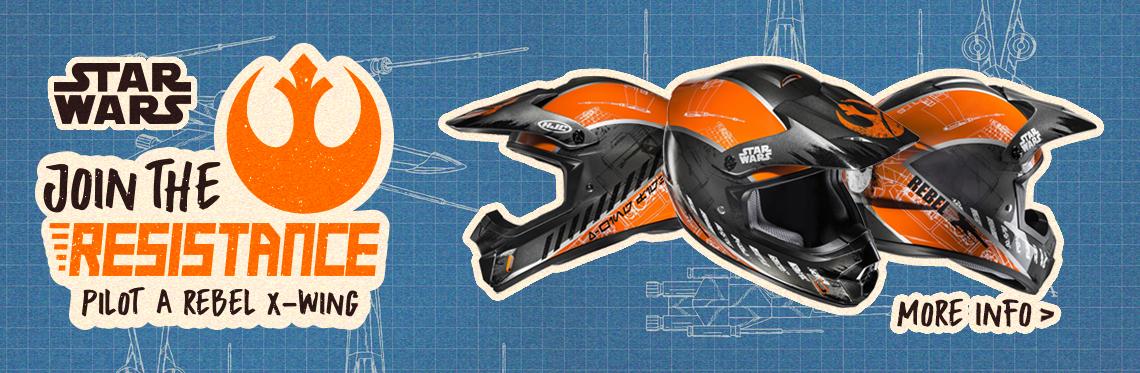 HJC CS-MX X-Wing