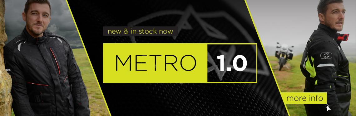 Metro 1.0 Touring Jacket