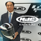 HJC Helmets Announced As Title Sponsor Of Czech GP!