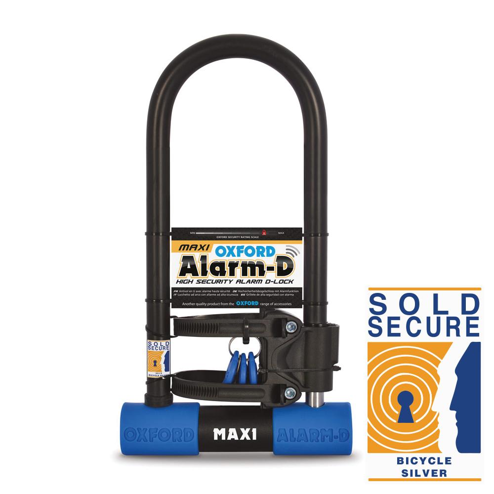 Alarm-D Max 320mm x 173mm
