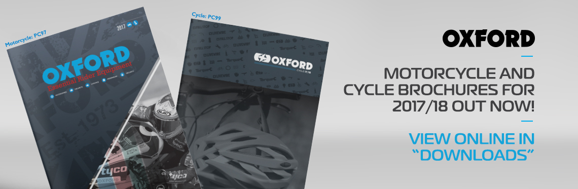 Motorcycle & Cycle Brochures