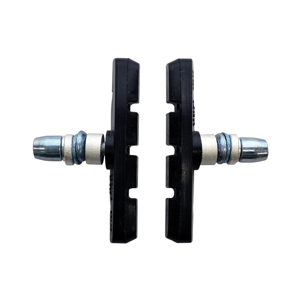 Low profile v brake pads mm threaded pr bag oxford