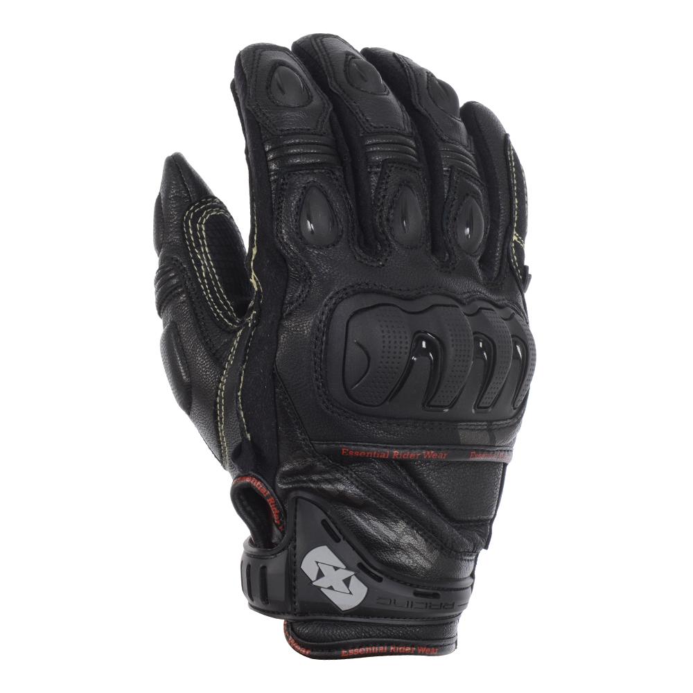 Motorcycle gloves bangalore - Oxford Rp 3 Waterproof Short Glove Stealth Black