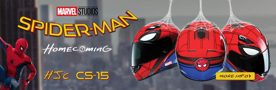 Spider-Man Homecoming CS-15