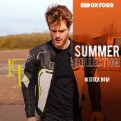 New Oxford sports leather - in stock now!