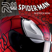 Now in Stock: RPHA11 Spiderman