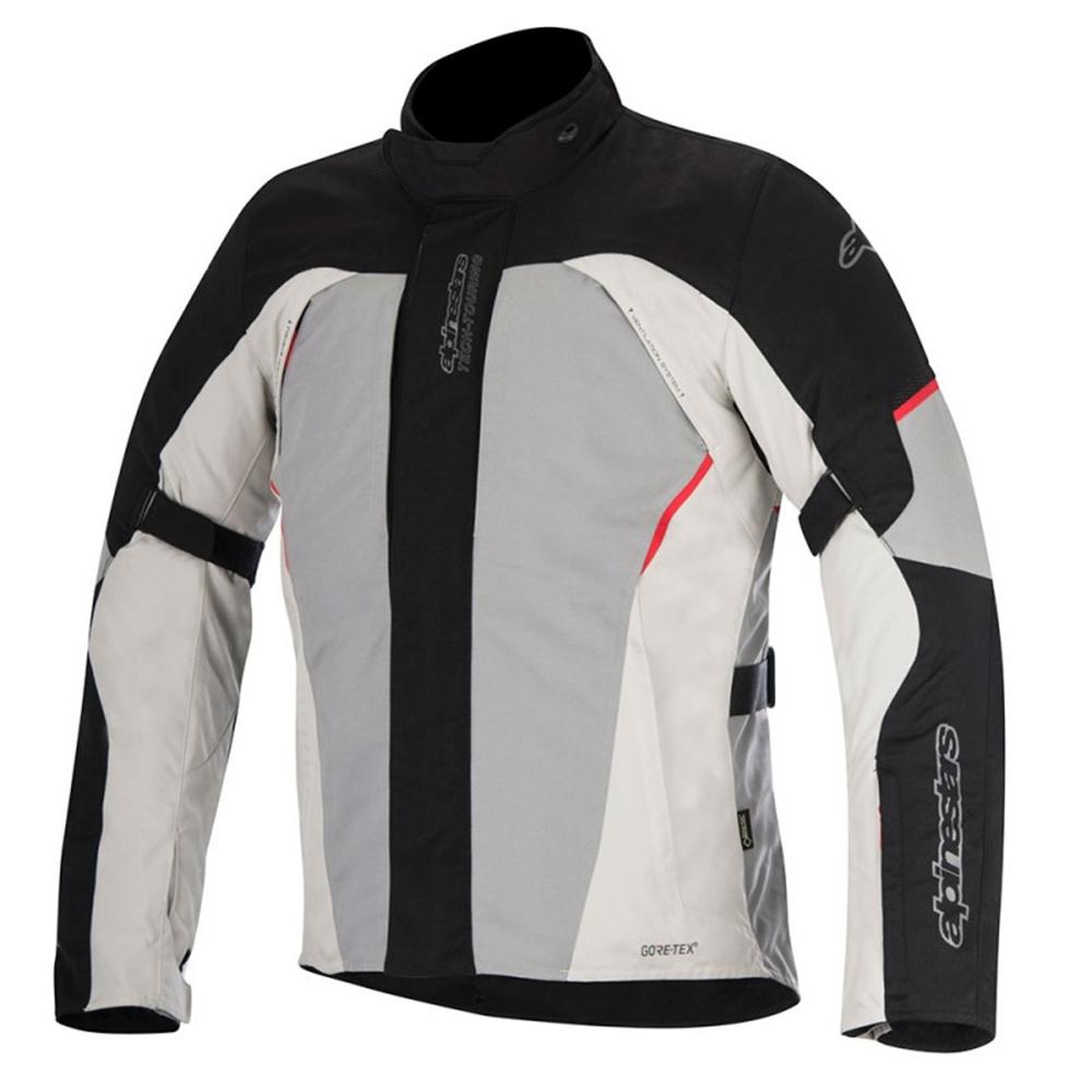 Alpinestars Ares Gore-Tex Jacket Black Grey Red