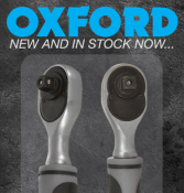 New from Oxford: Ratchet Mini now in stock