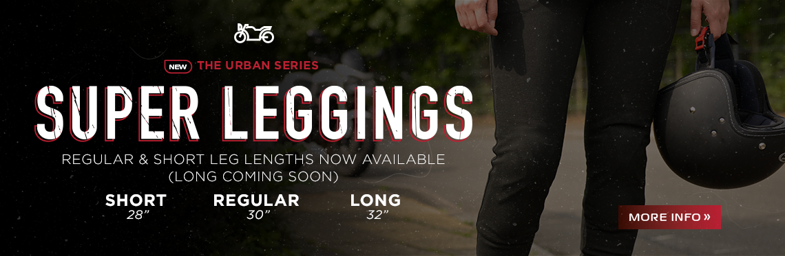 New sizes of Super Leggings