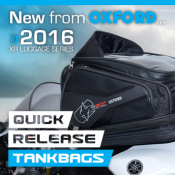 New from Oxford: 2016 XR luggage series!