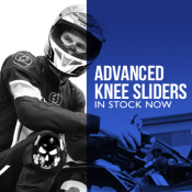 Oxford Advanced Knee Sliders In Stock Now