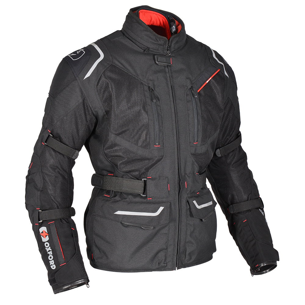 Image result for Oxford Mondial Breathable Waterproof 3-in-1 Textile Jacket